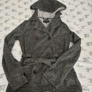 New Look Hoodie/Pea Coat